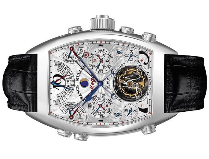 Часы Franck Muller Aeternitas Mega 4