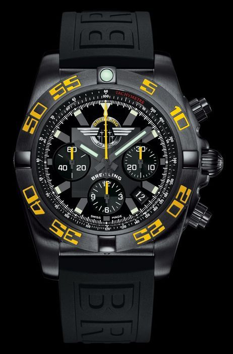 Breitling Chronomat GMT Jet Team American Tour Pеплики