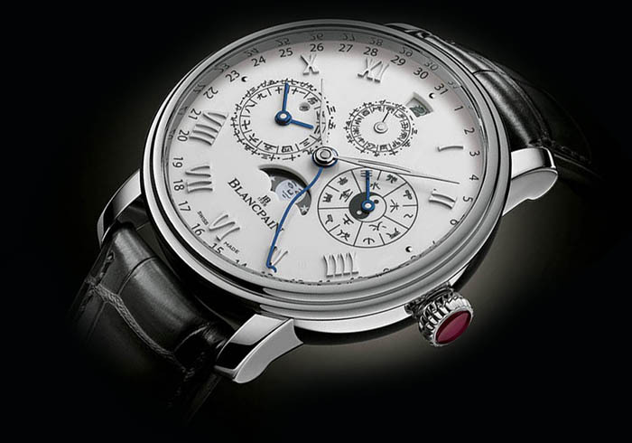 Часы Blancpain Traditional Chinese Calendar