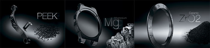 Diagono Magnesium Chronograph в корпусе 42 мм