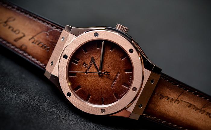 Часы Hublot Classic Fusion Berluti Scritto