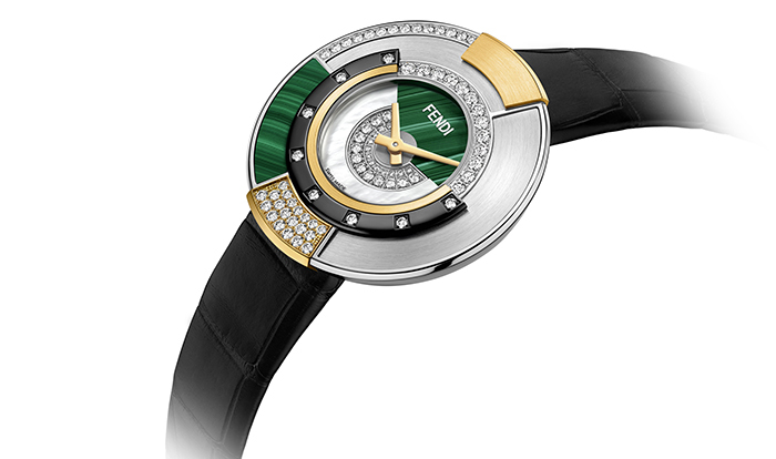 Часы Fendi Policromia