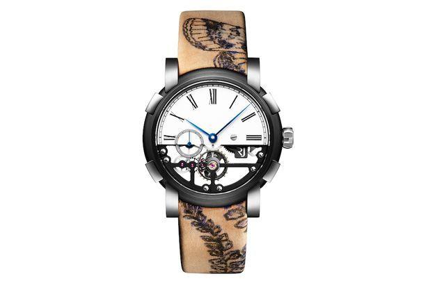 Часы Romain Jerome Tattoo-DNA by Xoil
