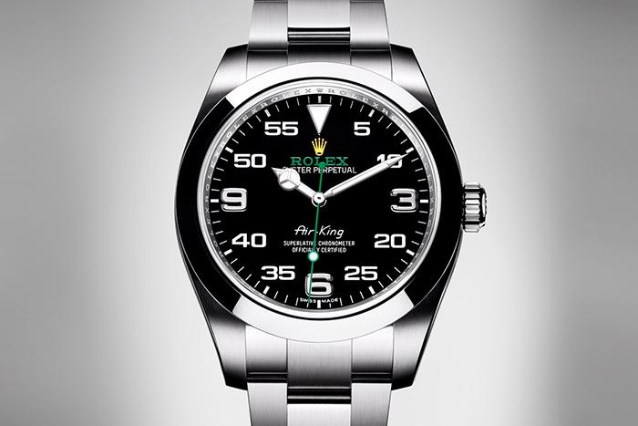 Часы Rolex Oyster Perpetual Air-King