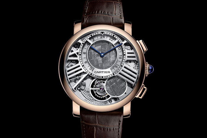 Часы Cartier Rotonde de Cartier Earth and Moon