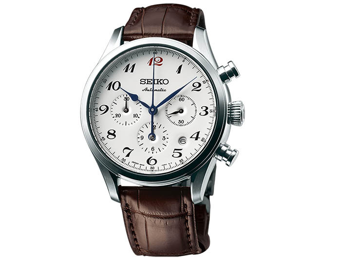 Часы Presage Limited Edition Chronograph SRQ019J1