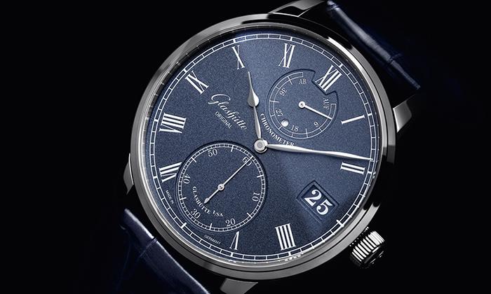 Часы Glashutte Original Senator Chronometer