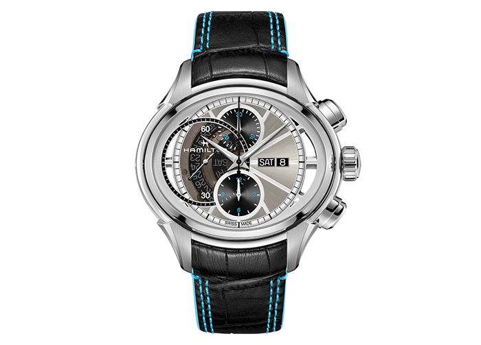 Часы Hamilton Jazzmaster Face 2 Face II