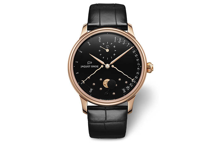 Часы Jaquet Droz Perpetual Calendar Eclipse