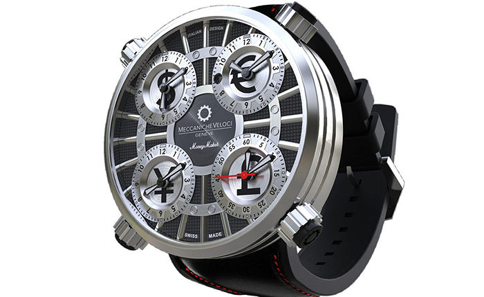 Часы Meccaniche Veloci MoneyMaker