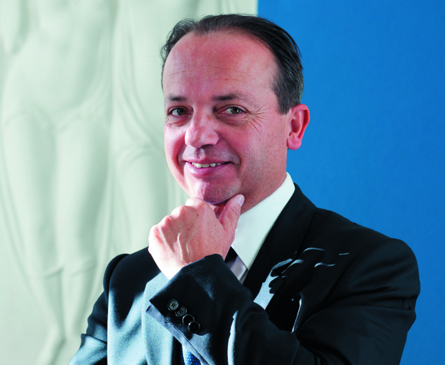 Кристоф Кларе, автор замысла лебедки