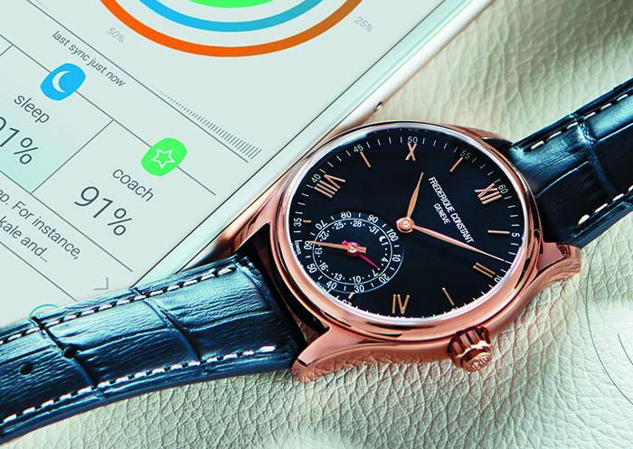 Новая версия Horological Smartwatch с технологией MotionX