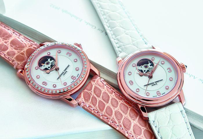 Часы Ladies Automatic Heart Beat
