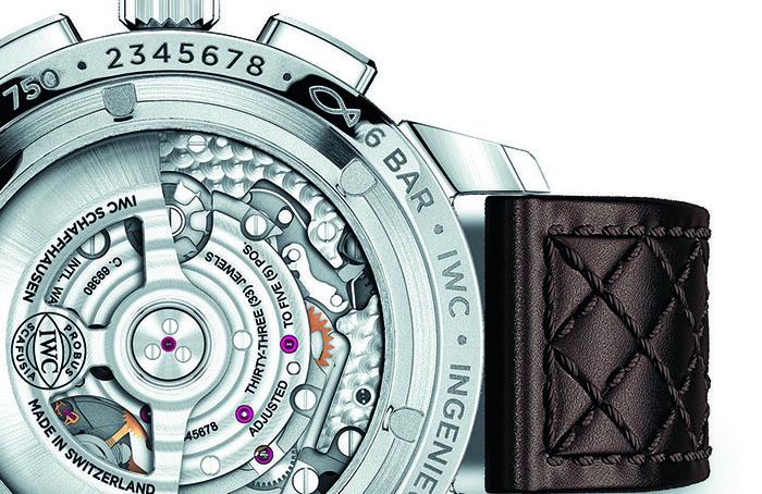 Часы IWC Ingenieur Chronograph «Rudolf Caracciola»