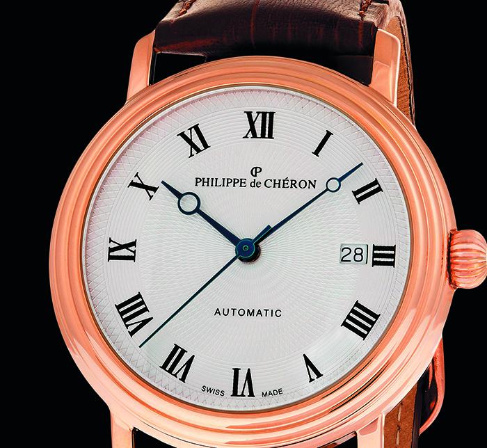 Часы Philippe de Cheron Templar Automatic