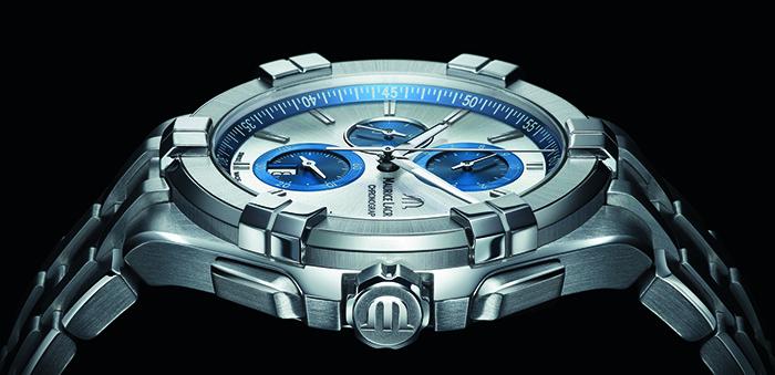Часы Maurice Lacroix Aikon Chronograph