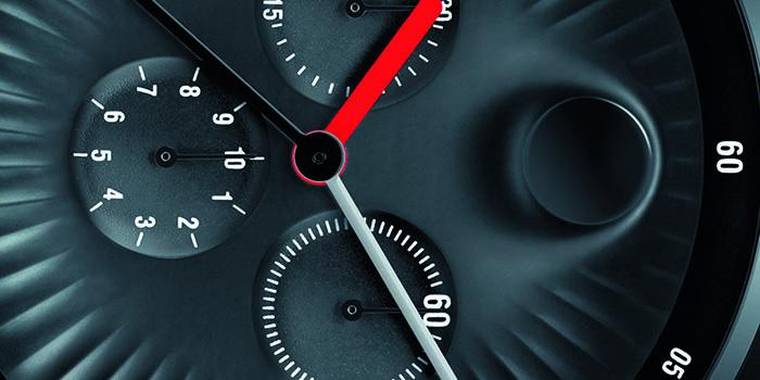 Часы Мovado Edge Chronograph