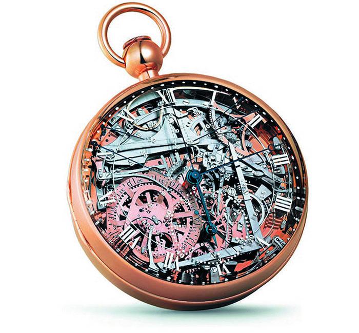 Часы Breguet Marie- Antoinette №1160