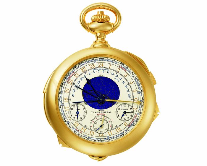 Часы Patek Philippe Calibre 89