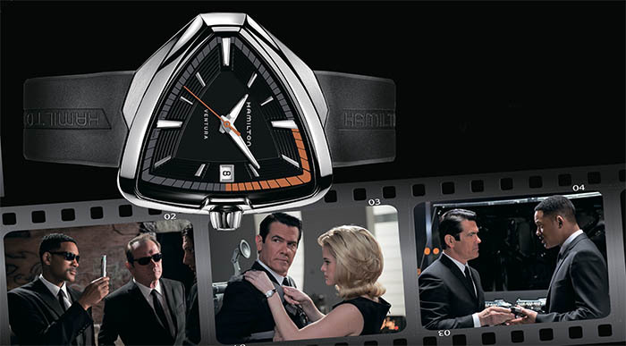 Часы Hamilton Ventura XXL