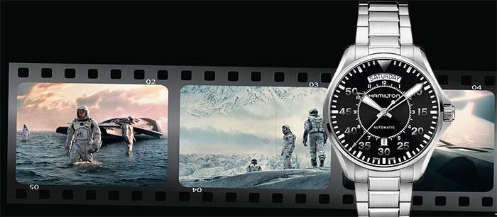 Часы Khaki Pilot Day Date