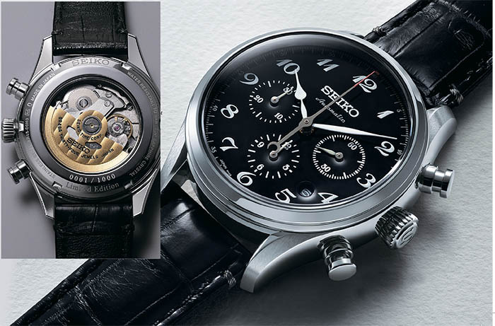 Часы Presage Limited Edition Chronograph