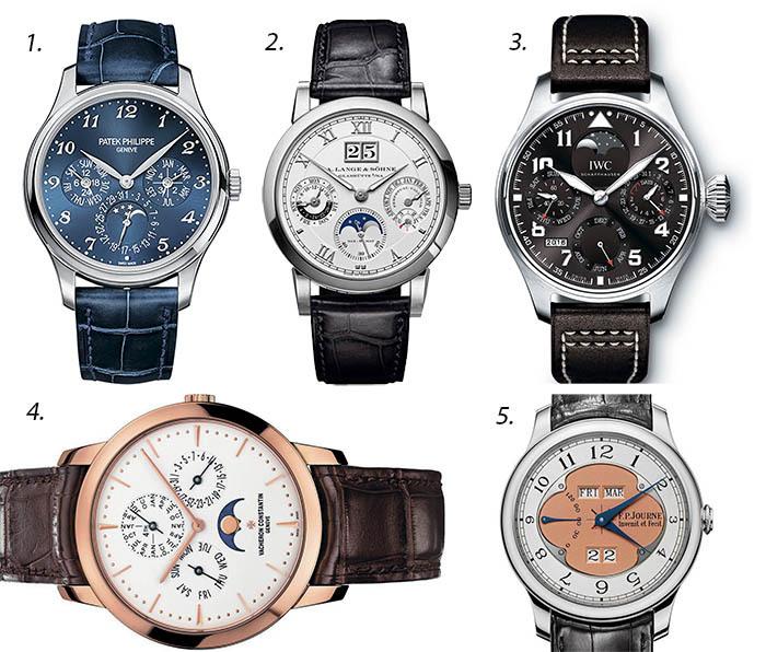 топ-5 серийных вечников my watch