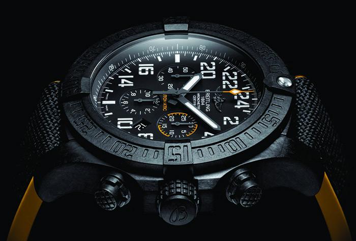 Часы Breitling Avenger Hurricane