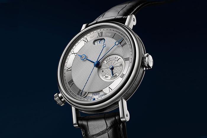 Часы Breguet Classique Hora Mundi 5727