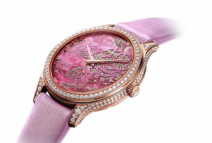Часы Chopard L.U.C XP 35 mm Esprit de Fleurier Peony