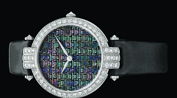Часы Harry Winston Premier Precious Weaving Automatic