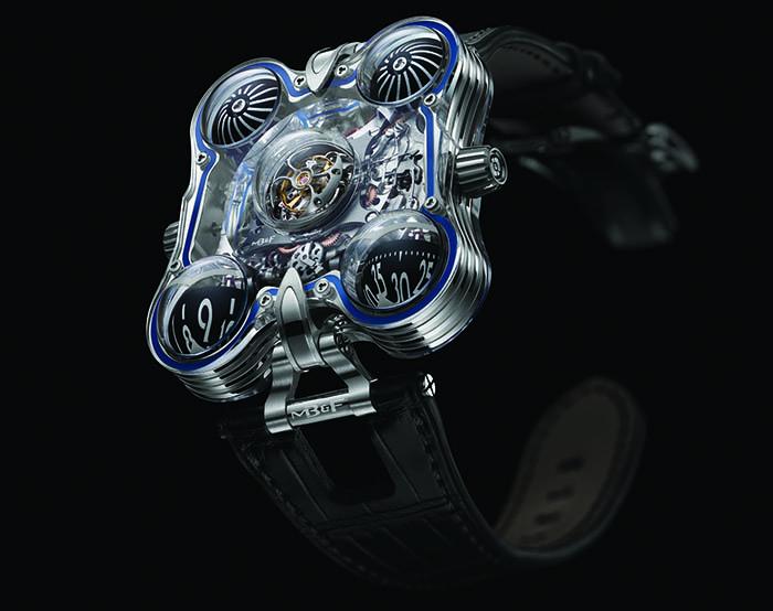 Часы MB&F HM6 Sapphire Vision