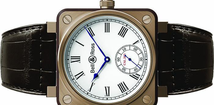 Часы Bell & Ross BR01 Marine
