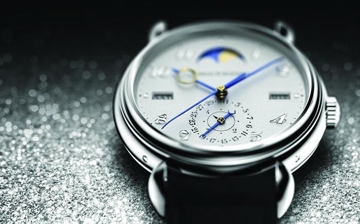 часы Urban Jurgensen Reference 1741 Platinum