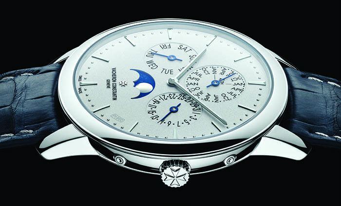 Vacheron Constantin Patrimony Perpetual Calendar Collection Excellence Platine часы