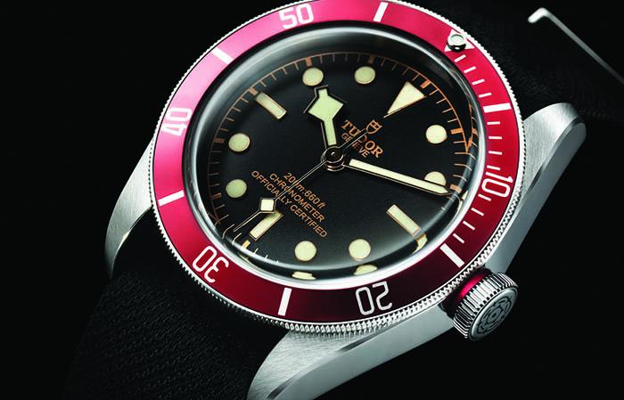 Часы Tudor Heritage Black Bay