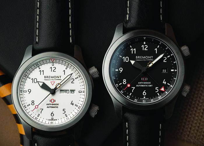 Часы Bremont MBII White
