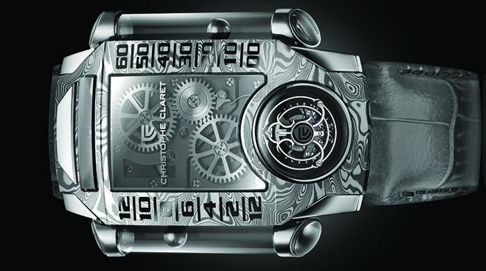 Часы Christophe Claret X-Trem Damascus