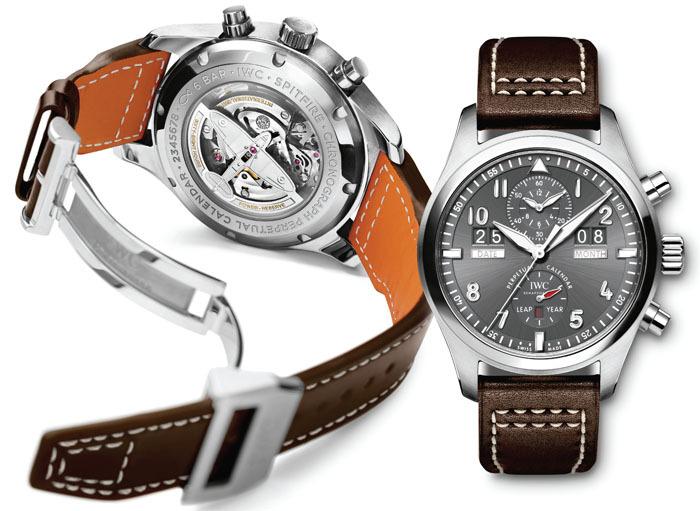 Часы Pilot's Watch Perpetual Calendar Digital Date-Month Spitfire