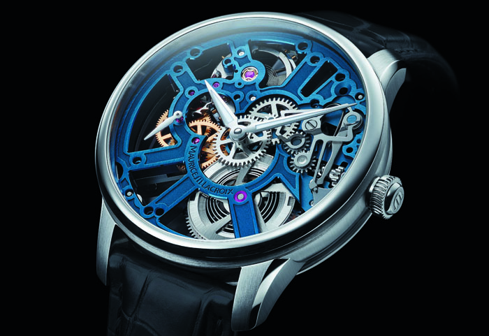 Часы Masterpiece Skeleton