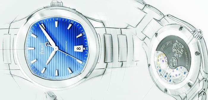 Часы Piaget Polo S