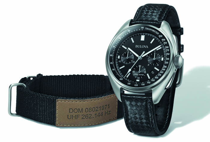 Часы Bulova Moon Watch