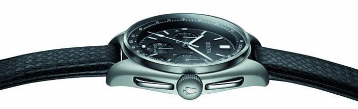 Bulova Moon Watch с высокочастотным кварцевым механизмом