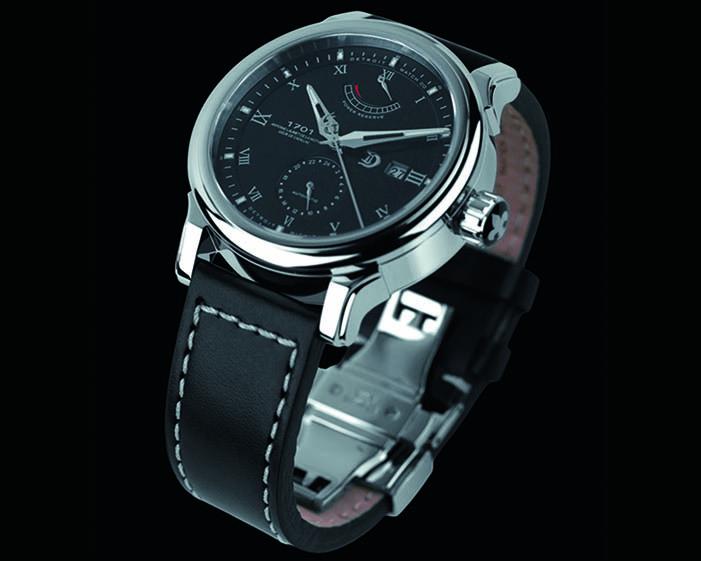 Detroit Watch Company 1701 с автоматическим калибром Miyota 9100