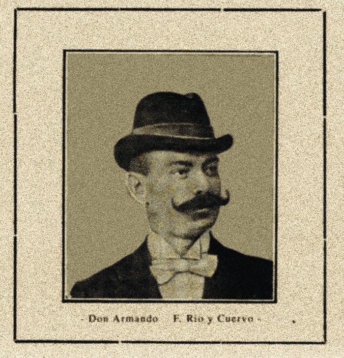 Дон Армандо Рио и Куэрво