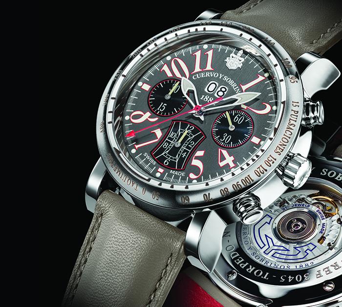 Часы Torpedo Chronographo
