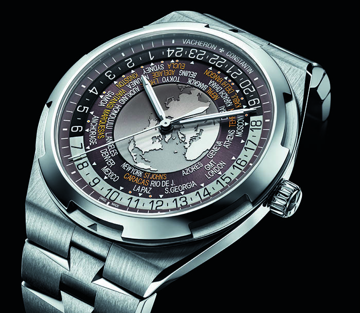 Часы Vacheron Constantin Overseas World Time