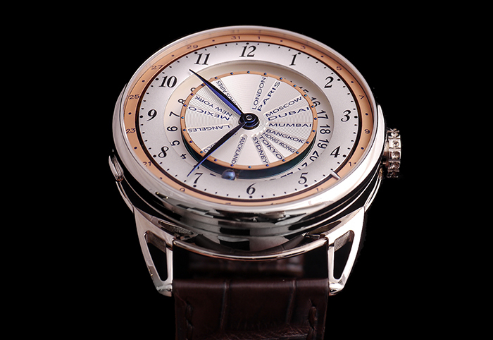 Часы De Bethune DB25 World Traveller