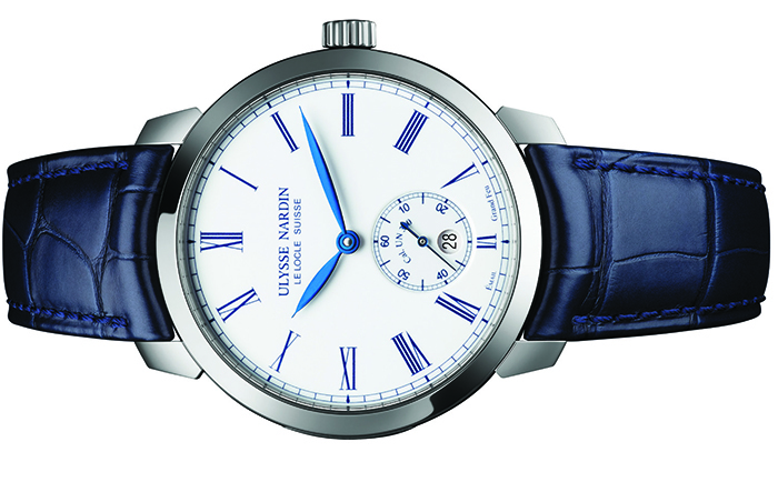 Часы Ulysse Nardin Classico Manufacture