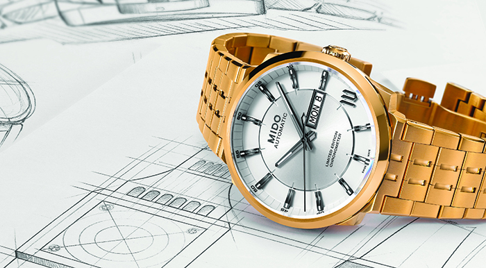 Часы Mido Big Ben Chronometer L.E.
